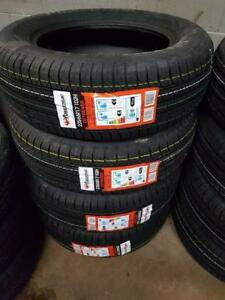 225/65R17 BRAND NEW SET ALL SEASON TIRES POWERTRAC 225/65/R17 WHEELS 225 65 17
