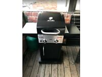 Char-Broil 220B Gas BBQ with 13kg Gas Canister