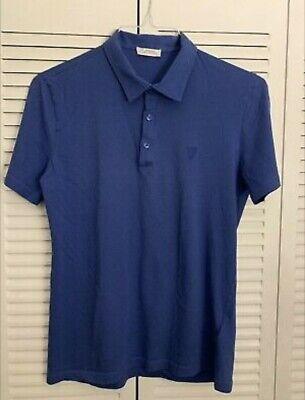 Versace Collection Polo Shirt Blue