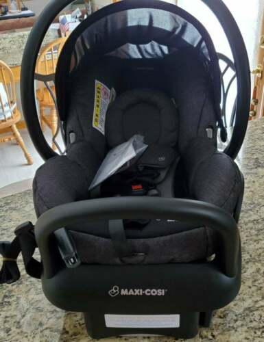 Maxi-Cosi Mico Max 30 Infant Car Seat, Black, Brand New