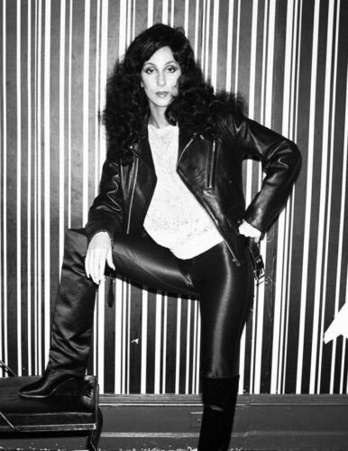 CHER 8X10 GLOSSY PHOTO PICTURE IMAGE #6