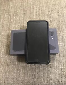 Unlocked 64gb iPhone 8 Plus Space Grey