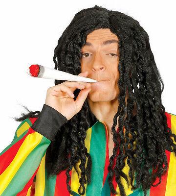 Fake Joint Spliff Kiffer Kostüm Zubehör Hippy 60er Jahre Gras
