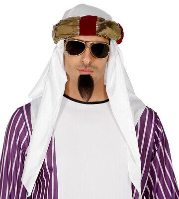 Arabische Kopfschmuck Turban Hut Kostüm Aladdin Sultan Prinz - Arabischen Prinzen Kostüme