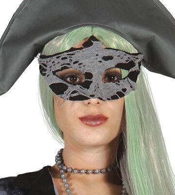 Zombie Pirat Venezianische Maske Maskenball Augenmaske Halloween Kostüm - Venezianische Piraten Maske