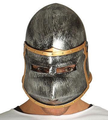 Deluxe Mittelalterlich Helm Hut Spartaner Soldaten Römisch Plastik Warrior