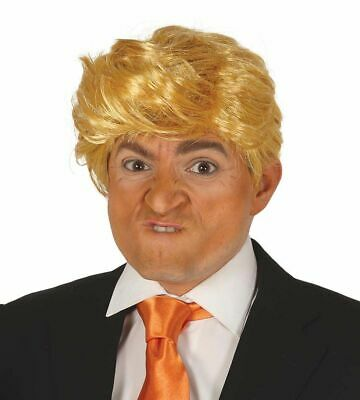 President Donald Trump Perücke Blonde Haare USA Amerikanisch US Erwachsene