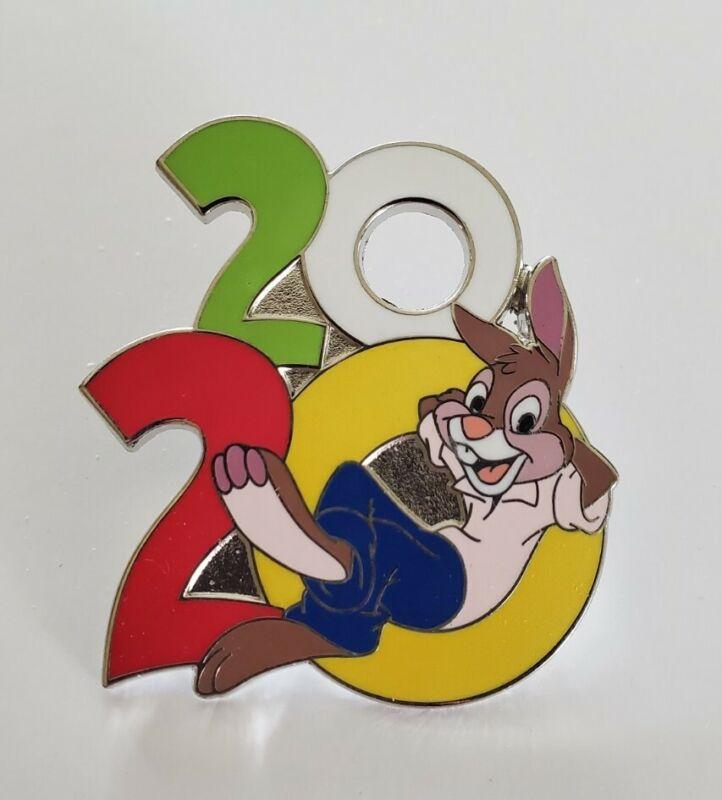 2020 Disney Parks Splash Mountain Brer Rabbit Mystery Pin