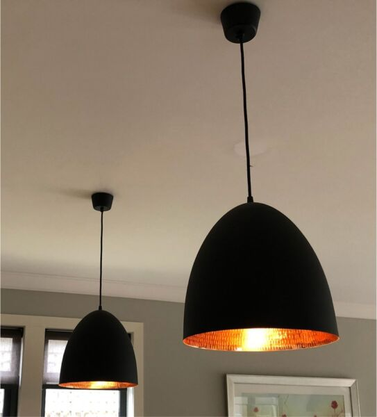 About space black decorative pendant lights ceiling lights 1 of 6 aloadofball Image collections