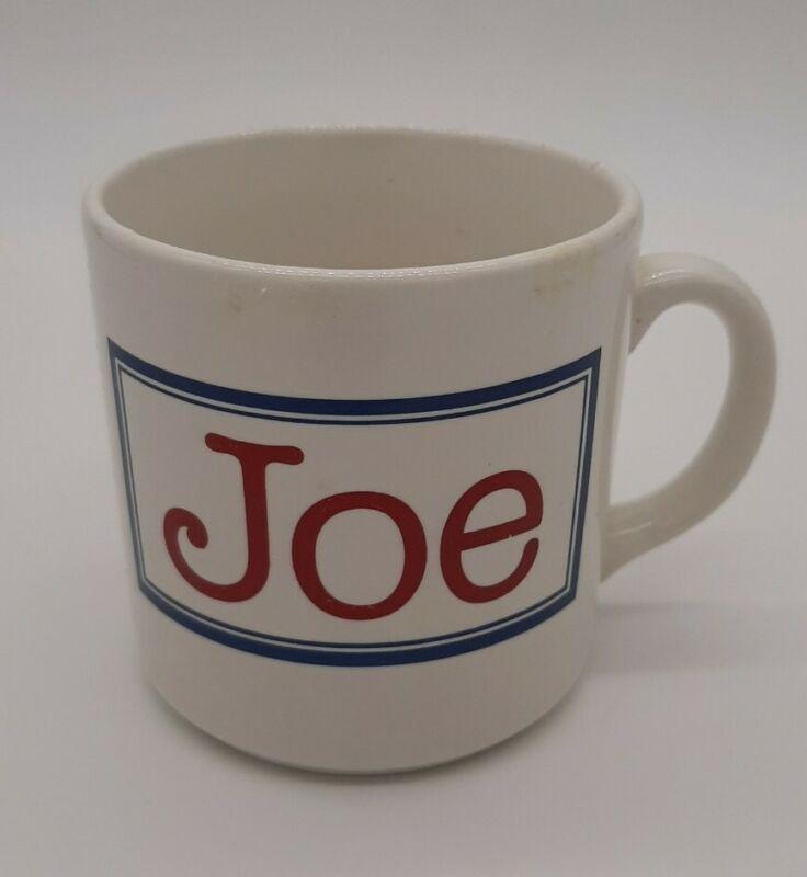 """GRINDLEY ENGLAND JOE """"WITH A CAPITAL J"""" Coffee  MUG"""