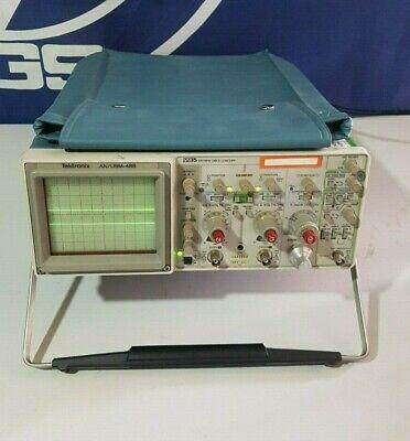 Tektronix 2235 100mhz 2-channel Oscilloscope Anusm-488