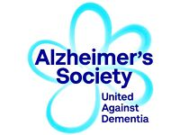 Portsmouth- Let's take on dementia together. Join the Alzheimer's Society Fundraising Group.