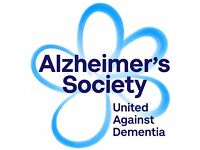 Alzheimer's Society Side by Side Volunteers Required (Befriending)