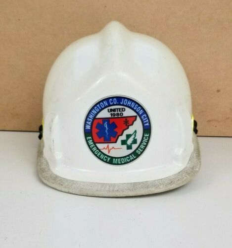 Cairns 360R White Firefighter Helmet Low Profile Rescue