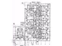 CAD Services - REVIT Solidworks Mechanical Structural Automotive Plans, BIM MEP Engineering Drawings