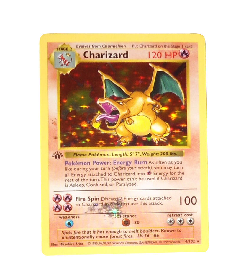 Top 10 Rarest Pokemon Cards In The World
