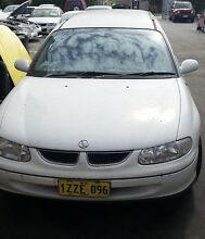Commodore *Wrecking* VT  V6  Wagon White Malaga Swan Area Preview