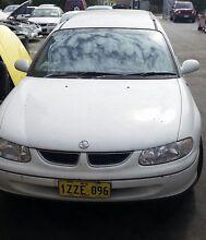 Commodore *Wrecking* VT  V6  Wagon White Malaga Swan Area Preview