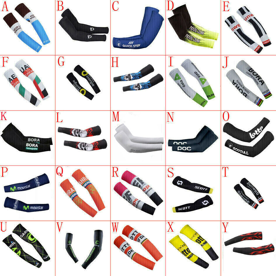 CYCLING ARM WARMERS CYCLING ARM SLEEVES WARM COOLING ARM SLEEVES COVER SUN