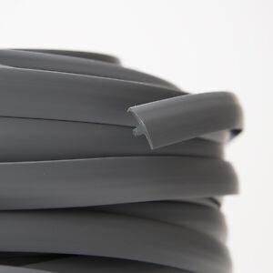 10 metre dark grey furniture t trim knock on edging for Furniture t trim edging