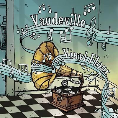 Vaudeville - Vinyl Floor - Danish alternative rock CD