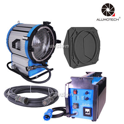 HMI 2500W 90~130V Pro Fresnel Light Daylight Compact 2.5/4KW Ballast + Cable