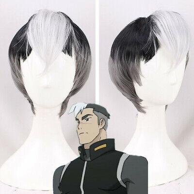 Voltron Legendary Defender Shiro Perücke Wig Cosplay Costume Kostüme - Shiro Cosplay Kostüm