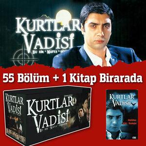 Kurtlar Vadisi (55 Bölüm+1 Kitap Birarada) Turk filmi/Turk filmleri