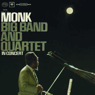 Thelonious Monk - Big Band And Quartet In Concert / LP (CS 8964) Speakers Corner
