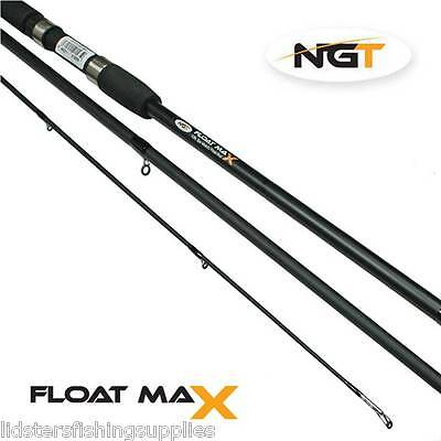 New 10ft NGT Float Max - 10ft 3pc Float Match Fishing Rod NGT Fishing Tackle