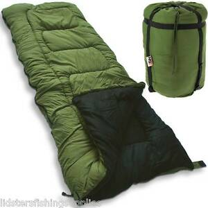 5 Seasons Sleeping EX DISPLAY Bag Carp Fishing High Tog ...