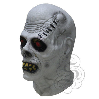 Latex Hallowen Lord Gruesome Ghoul Man Head Fancy Dress Horror Theme Props Mask ](Hallowen Clothes)