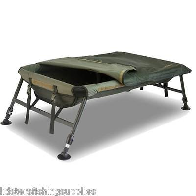 Saber Carp Fishing Everlevel Protective Crib Unhooking Mat Cradle Fish Tackle