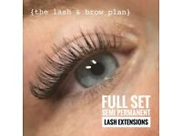 LASH & BROW ARTISTRY - Lash Extensions | LVL Lashes | HD Brows | Henna Brows