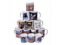 Personalised 11oz Durham Mugs - Any Photo Logo Text - High Quality - Great Gift - LUTON