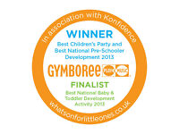 Gymboree East Dulwich is looking for Full-Time Staff