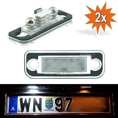 LED Kennzeichenbeleuchtung Mercedes W203 S203 W211 S211 C219 R171 1103