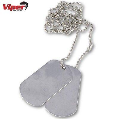 Viper Us-Style Militär Hundemarken Herren Schild Halskette Jungen - Militär Hunde Kostüm