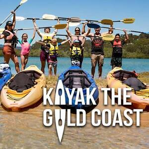 Kayak Tour and Hire Business for sale Broadbeach Waters Gold Coast City Preview