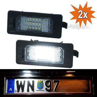 bmw x6 e71: kennzeichenbeleuchtung