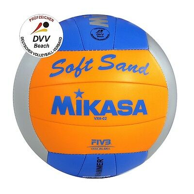 "Grevinga® FUN Mikasa Beachvolleyball ""Soft Sand"" 141152"