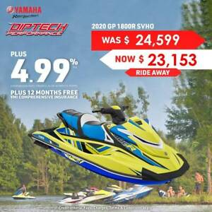 GP1800R YAMAHA 2020 WAVERUNNER Epping Whittlesea Area Preview