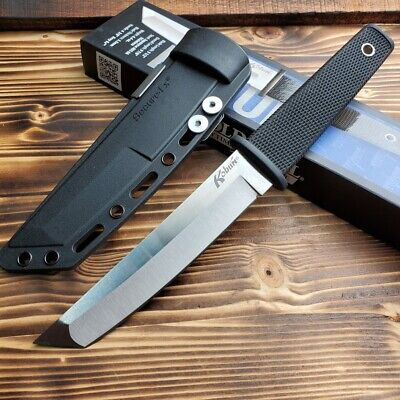 Cold Steel Kobun Tanto Tactical Boot/Neck Knife AUS8A -