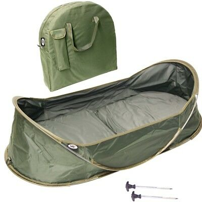 NGT NEW CARP FISHING POP UP CRADLE PROTECTIVE UNHOOKING MAT AND CARRY CASE 250