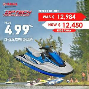 EX DELUXE 2020 WAVERUNNER Epping Whittlesea Area Preview