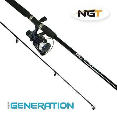 New Generation Combo - 7ft Fishing Rod & Spinning Reel Combo 10-25g River Lake