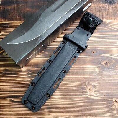 Ka-Bar Black Kydex And Cordura Replacement Fixed Blade Knife Sheath 1216 Ka Bar Fixed Blade Knife