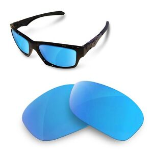 Polarized Oakley Jupiter squared ice blue Replacement Lenses