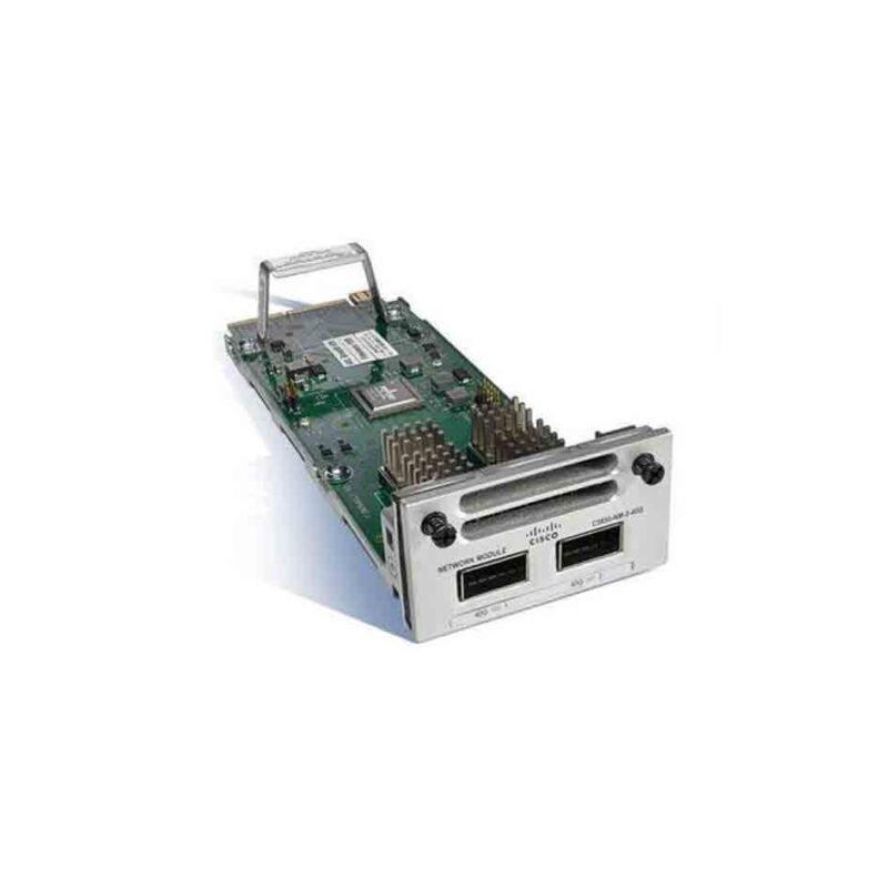 Cisco C9300-NM-2Q Network Module, 1 Year Warranty