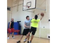 Thursday night Basketball Session at Longhill Sports Centre